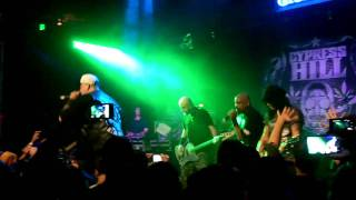 Cypress Hill w/ Slash - Rock Super Star - Troubadour 8/6/11