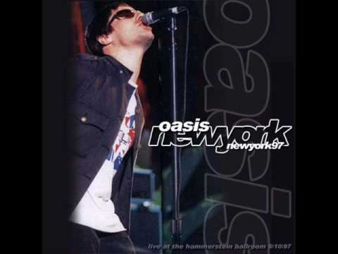 Oasis - D'You Know What I Mean? - Live at New York Hammerstein Ballroom 97