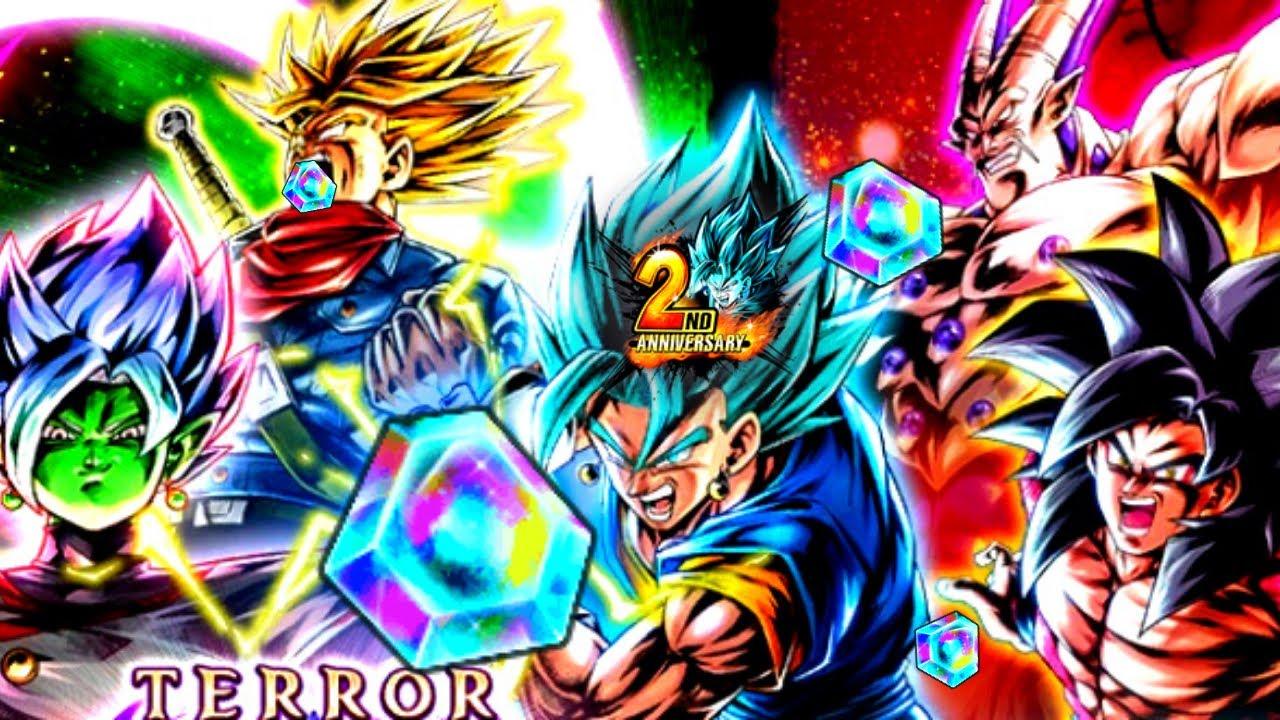 CHRONO CRYSTAL GUIDE (2nd Anniversary Edition)- Dragon Ball Legends
