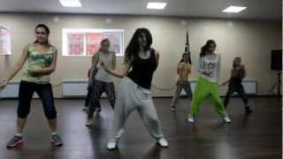Madonna - Girl Gone Wild Choreography