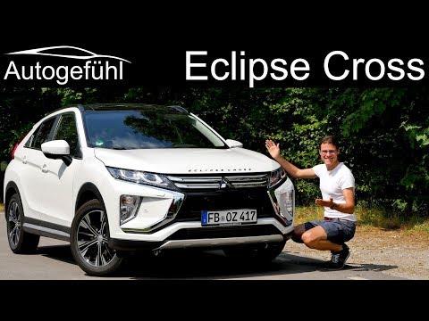 Mitsubishi Eclipse Cross FULL REVIEW new SUV - Autogefühl