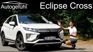 Mitsubishi Eclipse Cross FULL REVIEW new SUV - Autogefühl