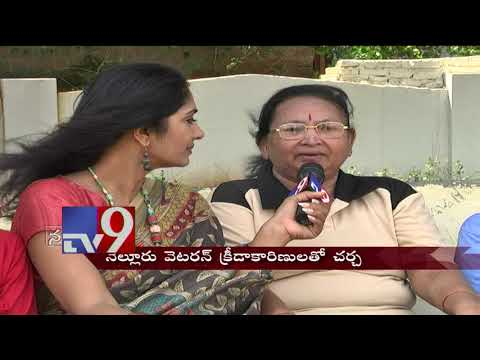 Veterans defy age, shine in sports - Naveena - TV9