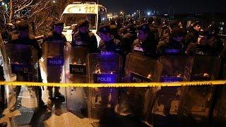 Au moins 5 blessés dans une explosion à Istanbul