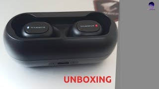 Hammer Solo TWS earbuds unboxing and review [Bluetooth v5.0]