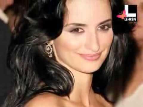 Oscar winning actress penelope cruz romances srk