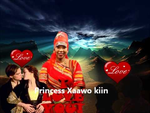 Princess xaawo kiin iyo heestii ha iga roorin
