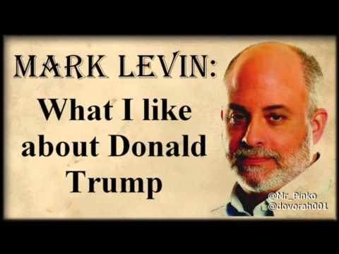 Ted Cruz and Mark Levin both say