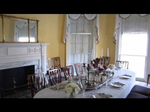 Alexander Hamilton Home (Grange) Upper Harlem NYC