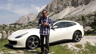 فيراري جي تي سي 4 لوسو  2017 Ferrari GTC 4 Lusso - سعودي أوتو