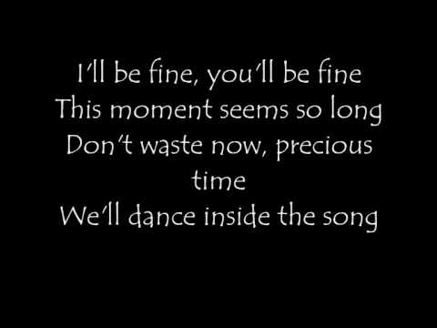 The All American Rejects - Dance Inside [Lyrics] *HQ