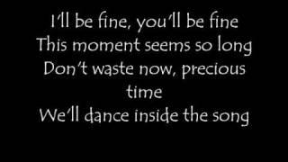 the all american rejects dance inside lyrics hq