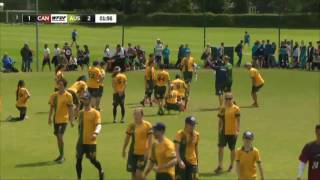 WUGC 2016 - Canada vs Australia Mixed