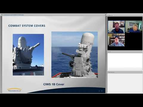 WEBINAR: Anti-Corrosion Cover Benefits  A Naval Perspective | by Transhield Inc.