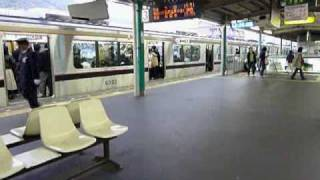 神戸電鉄 谷上駅 (2009,11)