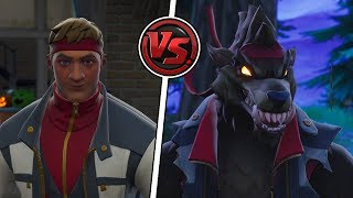 [ Fortnite | Court-métrage ] La malédiction du Loup Garou ! #FestivaldeParadisePalms