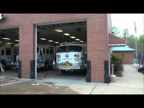 Cheswold Fire Co. 43 visit