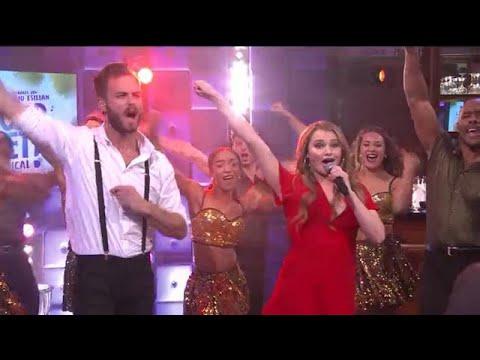 Jim en Vajèn geven spectaculair voorproefje op On Your Feet! - RTL LATE NIGHT