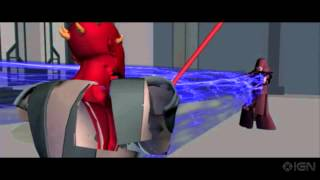 Star Wars: The Clone Wars - Season 5 Deleted Sequence