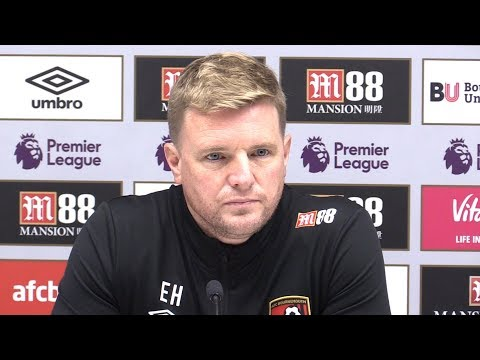 Eddie Howe Full Pre-Match Press Conference - Bournemouth v West Brom - Premier League
