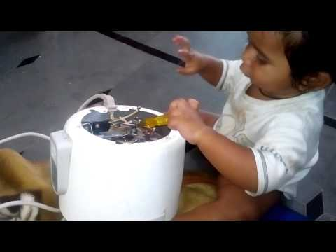 How to repair rice cooker