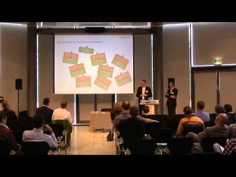 Entwicklertag 2015: Enterprise Agile @Fiducia - Thomas Lang, Matthias Müller