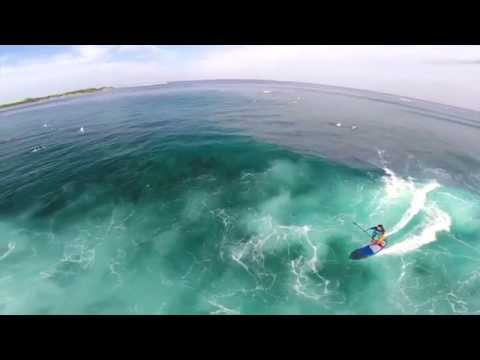 Best of drone video Surfing the Maldives 2014.  Must see !