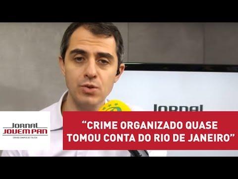 Crime organizado quase tomou conta do Rio de Janeiro, diz Temer | Jornal Jovem Pan