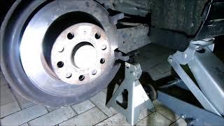 Problème freinage Audi A3  résolu