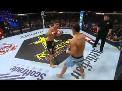 Nick Diaz vs Scott Smith
