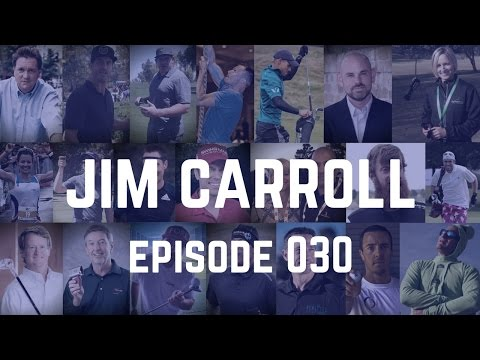 Futurist, Trends & Innovation Expert Jim Carroll - Ep 030 The Pace Of Change Golf Podcast