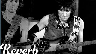 Ron Wood's Rhythm Guitar Riffs in Faces and Rolling Stones | Reverb Learn to Play