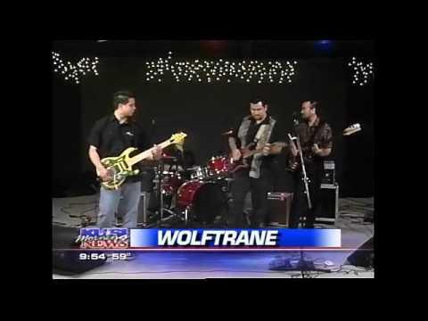 Wolftrane Live on KUSI NEWS 2001