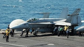 Fresh attack by US on Islamic State militants