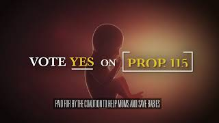 Vote Yes on Prop 115