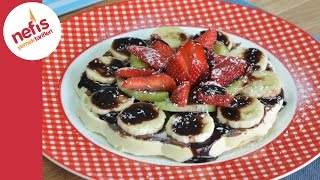 Waffle Nasıl Yapılır? | Pratik Waffle Tarifi(, 2015-03-10T14:20:55.000Z)