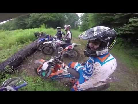 2016-07-04 Independence day mudparade // Kaskaskia River Trails