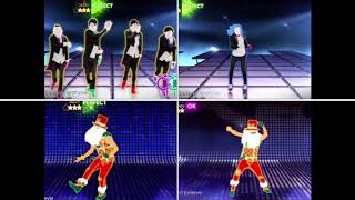Just dance 4 What Makes You Bueatiful / All Modes