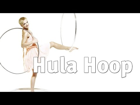 Andrea Engler - Hula Hoop by Showpaket.com