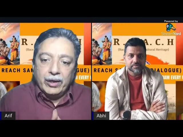 Reach Samvad Episode 3 with Arif Aajakia   Topic Shah Mahmood Querishi & Pakistan Current issues
