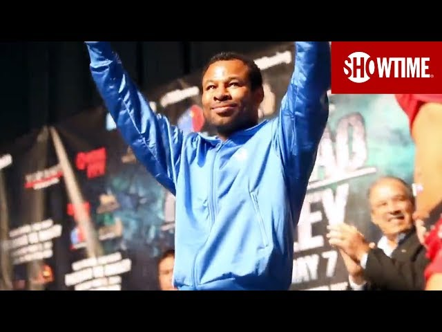 Pacquiao vs. Mosley: Fight Camp 360° | SHOWTIME