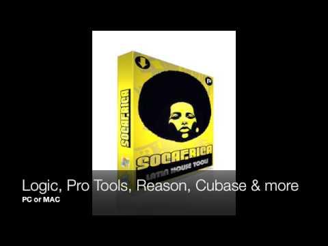 socafrica - latin house tools