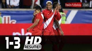Video Gol Pertandingan Peru vs Iceland