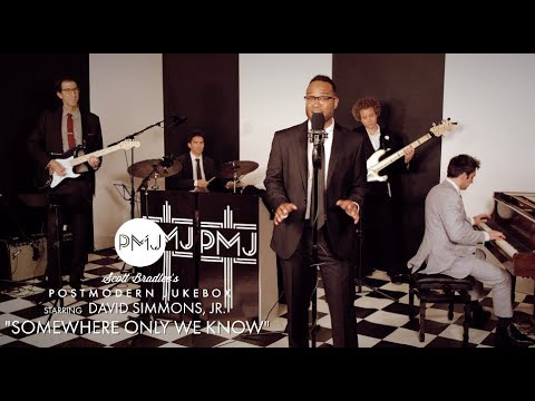 Somewhere Only We Know - Keane (Motown Style Cover) ft. David Simmons, Jr. - #PMJsearch2018 Winner