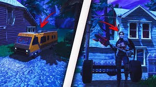 How to get INSIDE of ANY OBJECT using this glitch in Fortnite! Get inside of anything! (Glitch)
