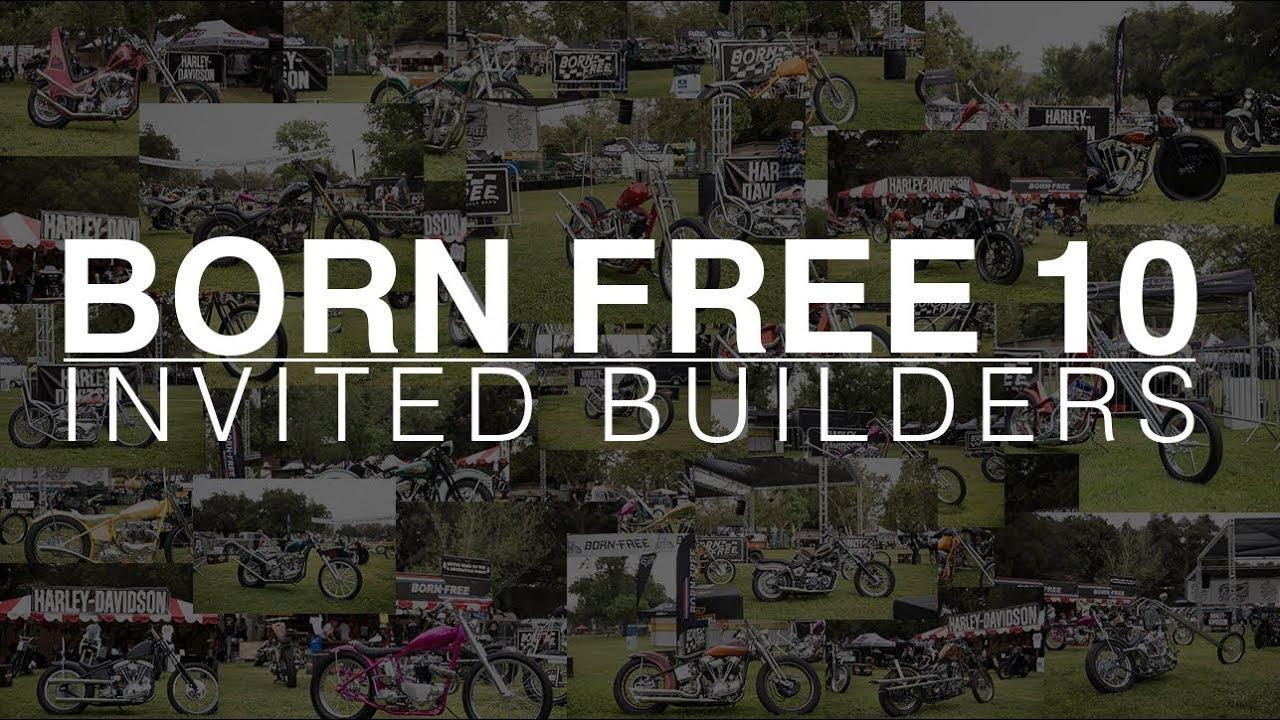 Born hub free