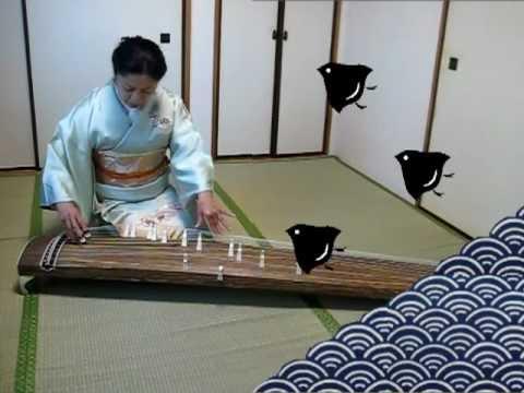 古典箏曲「千鳥の曲」 池田直子   by 池田直子