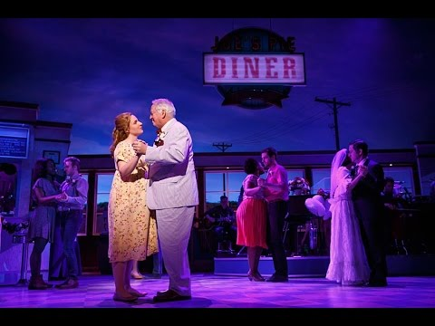 Waitress the Musical  Take It From An Old Man