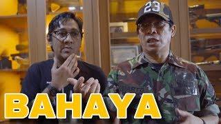 RUMAH PARTO TERNYATA MENYIMPAN BARANG TERLARANG!!!