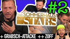 Das Sommerhaus der Stars 2019: PO-SKANDAL in Folge 2! Wendler packt aus! Menowin rastet aus!